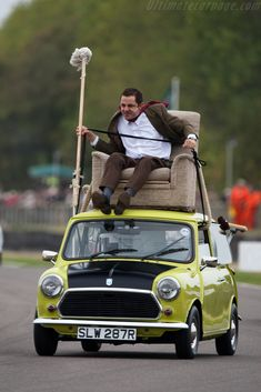 Mr Bean - the funniest man alive (and also the meanest!) My childhood was a better place because of this guy -