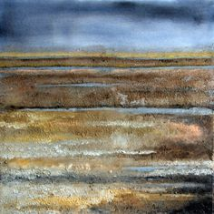 Aafke Buitelaar - Landschap  80 x 80