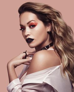 """21fa8c84b3e RITA ORA on Instagram: """"Feel the heat 🔥🔥🔥 with @rimmellondonuk brand new  Spice Palette - get your hands on one from @superdrug."""