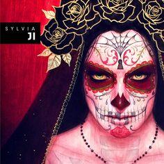 Day of the Dead Sylvia Ji | HANDMAIDEN