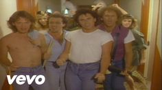1985 - Loverboy - Lovin' Every Minute of It - I don't remember seeing the video when this song came out, but maybe I did?  Anyway, it rocked enough that I bought the single.