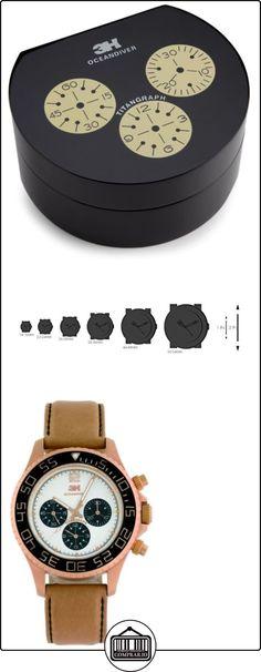 3 H CH2N - Reloj para mujeres, correa de cuero  ✿ Relojes para mujer - (Lujo) ✿