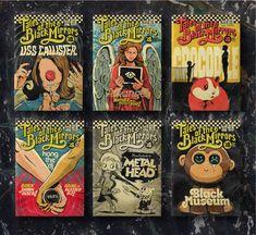 Posters vintage de Black Mirror – Design Culture