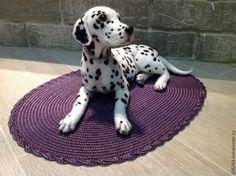 Купить Далматин - далматин, собака, собака из шерсти, далматинец, авторская ручная работа