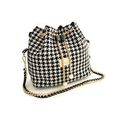 Find More Shoulder Bags Information about 2016 Fashion Women Small Houndstooth Shoulder Bags Women's Crossbody Bag Satchel Handbag mochila feminina,High Quality bag hand,China handbag wedding Suppliers, Cheap handbag apple from HERMOSA Store on Aliexpress.com