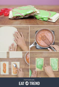 DIY Watermelon Jolly Rancher Pop-Tarts Are Made With the Actual Candy
