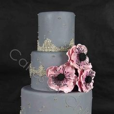 pink and grey wedding ideas - Google Search