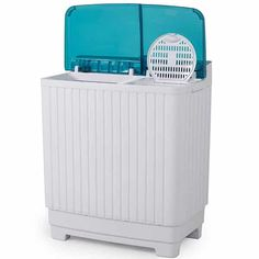 Top 10 Best Mini Washing Machine (2019) Reviews [Guides] Compact Washing Machine, Washing Machine Reviews, Mini Washing Machine, Washing Machines, Portable Washer And Dryer, Drain Pump, Living On The Road, Quirky Home Decor, Whirlpool Bathtub