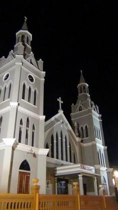 ☀Catedral de Aguada Puerto Rico.☀ where I was baptized and confirmed.