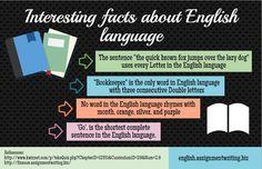 Interesting Facts About English Language