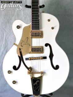 Wishfully wanted... Gretsch White Falcon