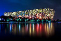 Bird Nest Olympic Stadium - Bejing