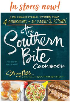 The Southern Bite Cookbook: 150 Irresistible Dishes from 4 Generations of My Family& Kitchen Smothered Chicken Casserole, Orange Juice Cake, Family Kitchen, Kitchen Country, Country Cooking, Down South, Southern Recipes, Southern Food, Simply Southern
