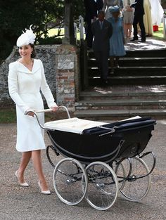 See Princess Charlotte's First Year in Pictures.