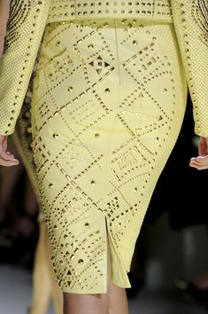 Versace Spring/Summer 2012 Details!
