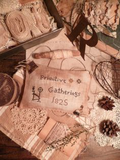 PriM GatheRinG PiLLoW