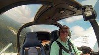 What does a Nobel Laureate do for fun? Dr. Oliver Smithies of #UNC likes to fly, especially in a glider.