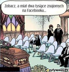 Przyjaciele z Facebooka