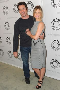 """Actor Jon Tenney and actress Kyra Sedgwick attend The Paley Center for Media's An Evening with """"The Closer"""" on August 10, 2011 in Beverly Hills, California."""