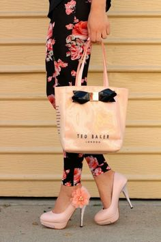 #diy Fashionably Floral and Feminine