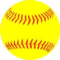 free softball graphics clipart image 7 db pinterest clipart rh pinterest com clipart softball girl clipart softball laces