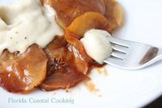 This Warm Cinnamon Skillet Apples recipe is the best apple dessert recipe on the planet.