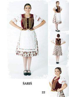 Folk Costume, Costumes, European Countries, Saris, Czech Republic, Ukraine, Ballet Skirt, Times, History