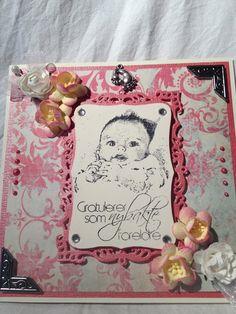 Kristinas kortblogg: Baby