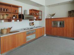 minicucina laccato bordeaux - cucine - annunci gratuiti cucine ... - Cucina Moderna Usata