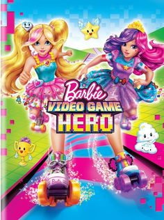 Barbie - Nel mondo dei videogame Barbie Video Game Hero USA: 2017 Genere: Animazione Durata: 72' Regia: Conrad Helten, Zeke Norton.  Magicamen
