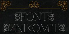 25 New Best & Beautiful Free Fonts Of 2012