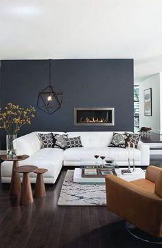 Breathtaking 41 Sublime Modern Living Room Design For Ultimate Glam Decor http://homiku.com/index.php/2018/03/05/41-sublime-modern-living-room-design-ultimate-glam-decor/