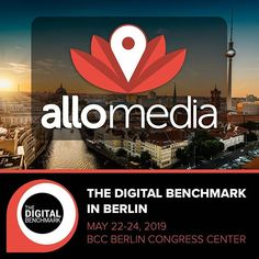 Retrouvez-nous cette semaine du mercredi 22 au vendredi 24 mai à Berlin pour le Digital Benchmark de l'#EBG !  #DigitBench19 #VocalCookie #SelfAugmentedAgent #IA #experienceclient #Verbatims #VoixDuClient #CX #TeamAlloMedia #CookieVocal #Scribr #BigData  #frenchtech #calltracking #speechrecognition #startups #business #marketing #crm #leads #deeplearning #machinelearning #analytics #b2b #retargeting #tracking #data #customer #customerexperience Berlin, 24 Mai, Start Ups, Marketing, The Originals, Instagram, Business, Movie Posters, Design