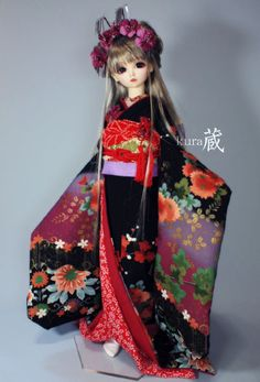 (富茂作)MSD姫衣装【小春姫】