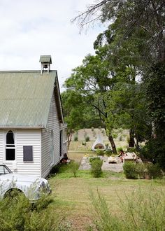 The Rural NSW Home of Elise Pioch Balzac and Pablo Chappell