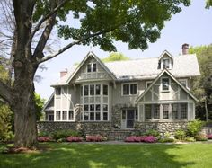 tudor homes get the look style traditional home