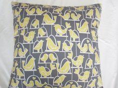 LOVEBIRDS CUSHION COVER   Felt Cushion Inserts, Cushion Covers, Love Birds, Super Cute, Felt, Cushions, Fabric, Design, Throw Pillows