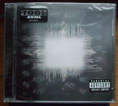 TOOL AENIMA  [PA]  FACTORY SEALED CD WITH STICKERS & 3D FLASH COVER Zoo/Volcano   Music, CDs   eBay!