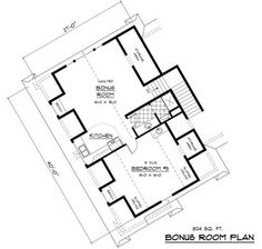 Hollowcrest House Plan   West Des Moines House Plans   Pinterest    Plan No  House Plans by WestHomePlanners com