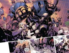 chris bachalo art expressions - Google Search