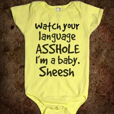 Watch your language... #funny