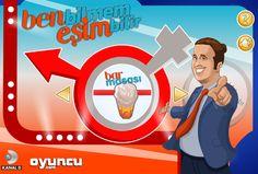 Ben Bilmem Eşim Bilir Kanal d' de yayınlanan en çok sevilen tv programı Ben Bilmem Eşim Bilir oyunu artık sizlerle. http://www.classoyun.net/ben-bilmem-esim-bilir.html