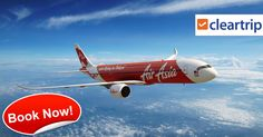 Fly high with AirAsia! Flights starting at Rs.1499 on Cleartrip + Cashback from us! -   #travel #flights #deals #airasia #cleatrip #discounts #coupons #nature #flyhigh #cashback #topcashbackindia