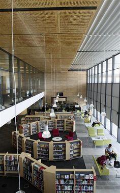 Australie, la bibliothèque de Craigieburn consacrée bibliothèque publique de l'année 2014
