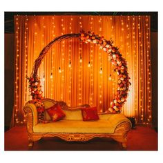 Creating an eye-catching and drool worthy wedding design. From & to & setting& everything looks spectacular. For Book Creating an eye-catching and drool worthy wedding design. From & to & setting& everything looks spectacular. Wedding Stage Decorations, Engagement Stage Decoration, Reception Stage Decor, Wedding Backdrop Design, Desi Wedding Decor, Wedding Stage Design, Wedding Reception Backdrop, Wedding Mandap, Wedding Receptions