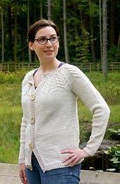 Ravelry: Antler Cardigan pattern by tincanknits