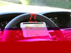 Soporte De Móvil Ajustable Para Volante de Coche modelo V-1304 - Soporte UniversalMóvil+SujeciónVolante  Uso del producto Si no te gusta que nada te quite visibilidad a la hora de conducir, este es el complemento idóneo. Soporte universal para móvil, con agarre en el volante. Se adapta perfectamente a cualquier SmartPhonescon tamaño máximo de hasta 5.... - http://buscacomercio.es/producto/soporte-de-movil-ajustable-para-volante-de-coche-modelo-v-1304/