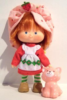 Strawberry Shortcake Dolls | Strawberry Shortcake dolls. The entire SCENTED collection. Strawberry ...
