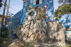 Brazil's Coolest Graffiti Is In Grajaú, São Paulo | HuffPost