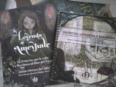 """Hace mucho compre estos libros de DEMAC, dos ejemplares hermosos de las """" Talladoras de Palabras"""". Unidos por la magia de la leyenda de Ameyhale, y paginas de trabajo para todas aquellas que tienen la inquietud de escribir y no logran vencer el miedo a la pagina en blanco. http://www.demac.org.mx/files/portadas_libros/la-leyenda0001.jpg"""